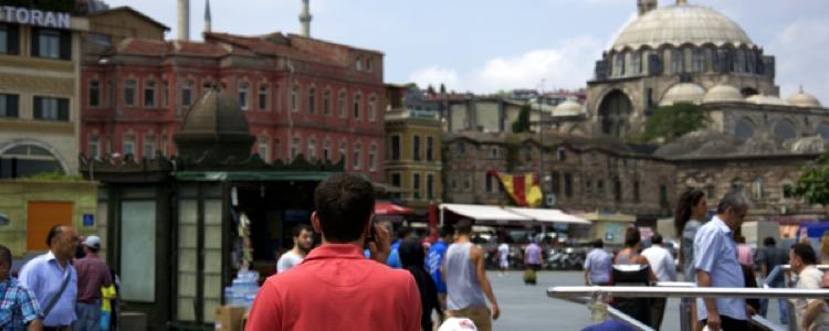 Istanbul – Sightseeing und Ramadan