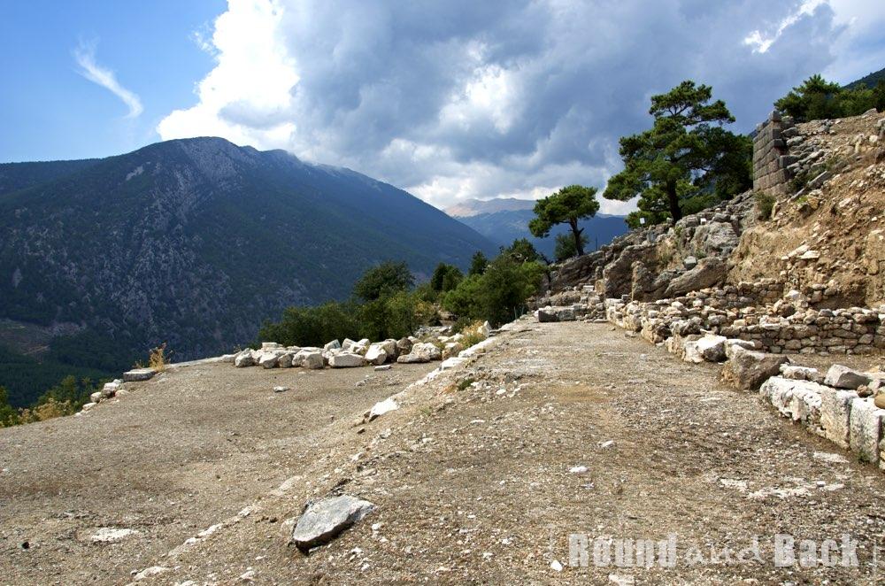 Turkey-Runinen-Arycanda