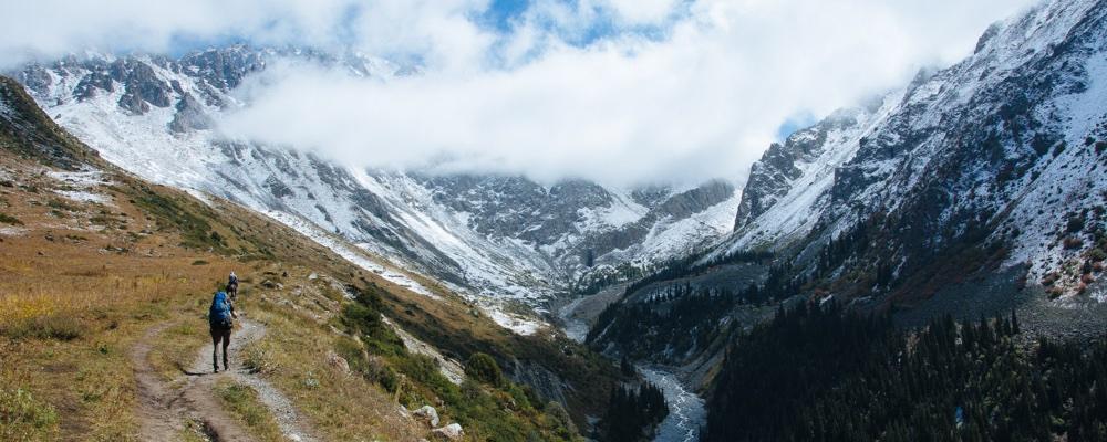Kirgistan – Auf in die Berge!