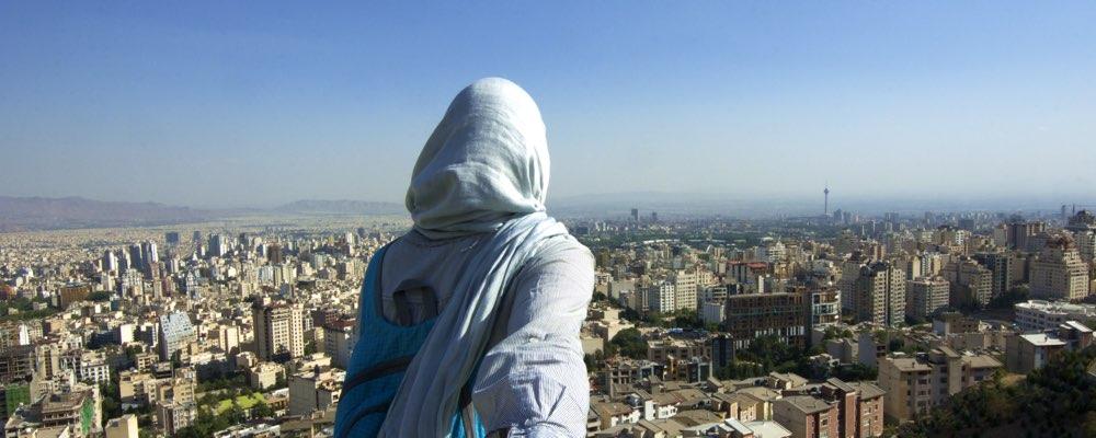 Teheran Titelbild