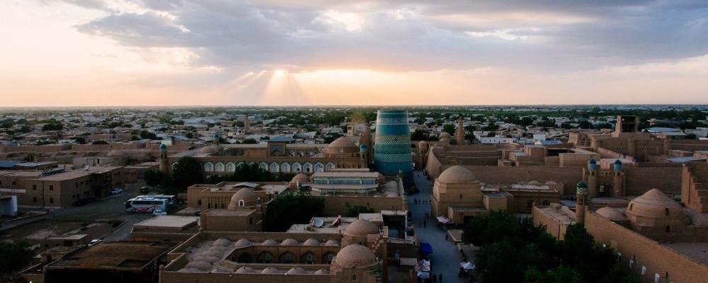 Usbekistan Titelbild Teil 2