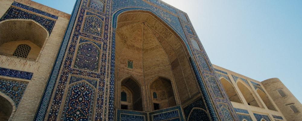 Usbekistan – Im Land der blauen Kuppeln (Teil 1)
